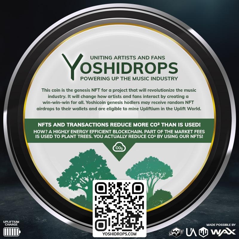 Yoshidrop Coin